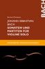 Bach Johann Sebastian : Johann Sebastian Bach: Sonatas und Partitas