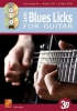 Pierce Danny : 200 Blues Licks for Guitar