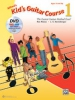 Manus Ron / Harnsberger L : Alfreds Kids Guitar 1 (with DVD/Code)