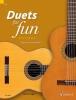 Duets for fun: Guitars