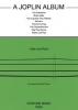 Joplin Scott : A JOPLIN ALBUM / Joplin - Violon et piano