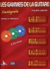Ganter Philippe : Gammes Guitare L'Intégrale 3CD