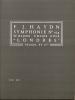 Haydn Franz Josef : Symphonie N0104/2 'Londres' Re Majeur Partition D'Orchestre In 16Poche Ph100