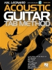 Hal Leonard Acoustic Guitar Tab Method - Book 1 (Book/Online Audio)