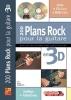 Roberts Rudy : 200 PLANS ROCK CH 3D+CD+DVD