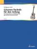 Lendle Wolfgang : Gitarren-Technik für den Anfang