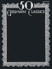 Gershwin George : 50 GERSHWIN CLASSICS