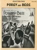 Gershwin George : PORGY AND BESS VOP