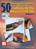 Geslison Mark : 50 Tunes for Guitar, Volume 1