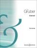 Gruber, Franz Xaver : Livres de partitions de musique