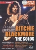 Gill Danny : Dvd Lick Library Learn To Play Blackmore Ritchie The Solos