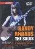 Gill Danny : Dvd Lick Library Learn To Play Randy Rhoads The Solos