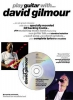 Gilmour David : Gilmour David Play Guitar With Cd Tab