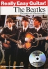 Beatles The : Beatles Really Easy Guitar ! Tab Cd