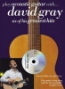 Gray David : Gray David Play Acoustic Guitar With Tab Cd