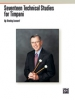 Leonard Stanley : Seventeen Technical Studies for Timpani