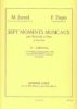 Dupin F. / Jorand : 7 Moments Musicaux Volume 4:Carnaval Percussion Et Piano