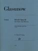 Glazunov, Alexander : Livres de partitions de musique
