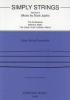 Joplin Scott : SIMPLY STRING VOL4 / Joplin - Ensemble à cordes