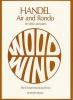 Haendel Georg Friedrich : Handel Air And Rondo Oboe/Piano