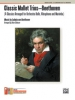 Beethoven Ludwig Van : Classic Mallet Trios: Beethoven