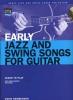 Hamburger David : Early Jazz And Swing Songs For Guitar Tab Cd