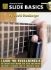 Hamburger David : Slide Basics Acoustic Guitar Cd Tab