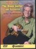 Hammond John : Dvd Hammond John Blues Guitar (& Harmonica)