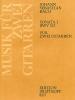 Bach Johann Sebastian : Sonata I BWV 525