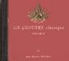 Mourat Jean-Maurice : CD La Guitare classique Vol.B