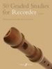 Harris Paul / Adams S. : 50 Graded Studies for Recorder