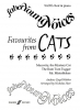 Lloyd Webber Andrew : Favourites from Cats. SA(B) acc. (FYV)