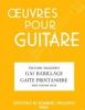 Dagosto Sylvain : Gai babillage - Gaité printanière