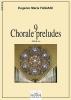 Fagiani Eugenio-Maria : 9 Chorals et préludes jazz Opus 44