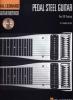 Helms Johnie : Hal Leonard Pedal Steel Guitar Tab Cd