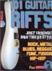 101 Guitar Riffs