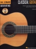 Henry Paul : Hal Leonard Guitar Method Classical Guitar Cd