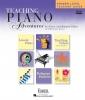Faber Nancy : Piano Adventures Teacher Guide Primer Level
