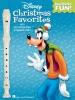 Disney Christmas Favorites: Recorder Fun!