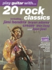 Play Guitar With...20 Rock Classics (Book/Download Card)