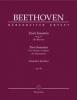 Beethoven Ludwig Van : Two Sonatas for Pianoforte G minor, G major op. 49