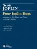 Joplin Scott : Four Joplin Rags