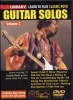 Humphries Jamie / Stuart Bull : Dvd Lick Library Learn To Play Classic Rock Guitar Solos 2