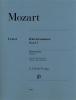 Mozart Wolfgang Amadeus : Piano Sonatas Volume I