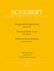 Schubert Franz : Selected Opera Arias for Baritone