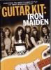 Iron Maiden : Dvd Guitar Kit Iron Maiden Cd/Dvd/Book Guitar Tab