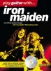 Iron Maiden : Iron Maiden Play Guitar With Tab Cd
