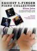 John Elton : Easiest 5Finger Piano Collection