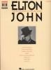 John Elton : John Elton Keyboard Book 20 Hits Pvg