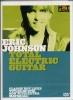 Johnson Eric : Dvd Johnson Eric Total Electric Guitar (Francais)